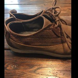 413832ec8aef Merrell Shoes - Merrell Women s Ashland Tie Shoe 8.5 Oxford Brown